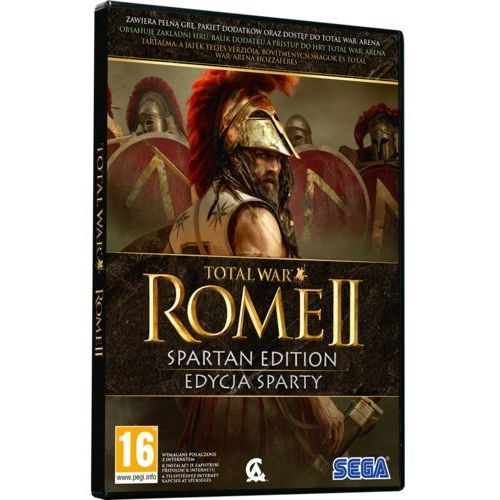 Total War Rome 2 Edycja Sparty (PC)