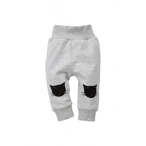 Spodnie dresowe dla dziewczynki 3M35CD