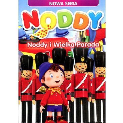 Cass film Noddy - noddy i wielka parada (dvd) - od 24,99zł darmowa dostawa kiosk ruchu