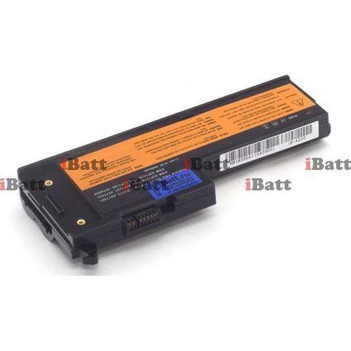 Bateria thinkpad x60s. akumulator thinkpad x60s. ogniwa rk, samsung, panasonic. pojemność do 5200mah. marki Ibm-lenovo