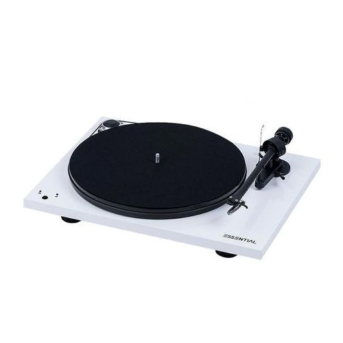 Pro-ject essential iii recordmaster - biały