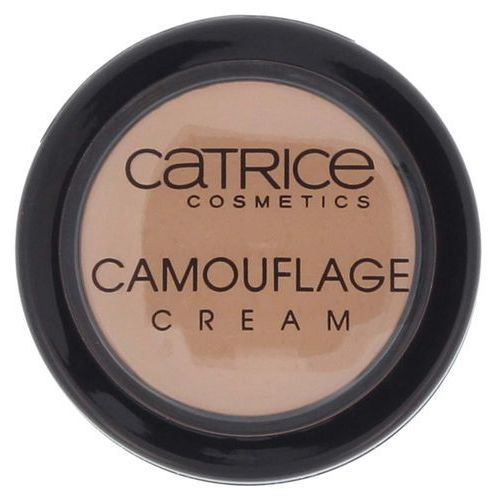 Catrice - Camouflage Cream - Korektor w kremie - 020 LIGHT BEIGE