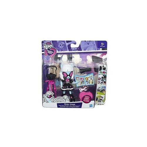 Hasbro My little pony equestria girls mini lalki z akcesoriami, photo finish (5010993323333)