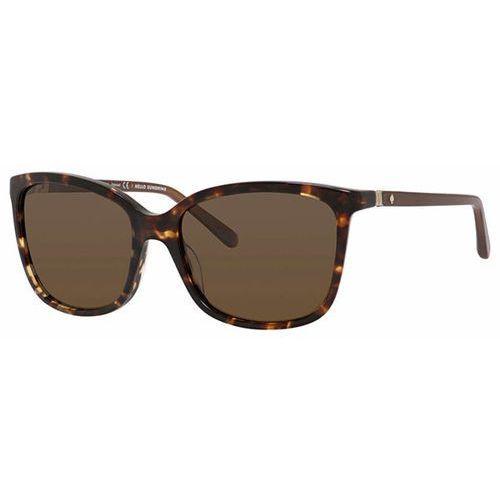 Kate spade Okulary słoneczne kasie/p/s polarized 0rrw vw