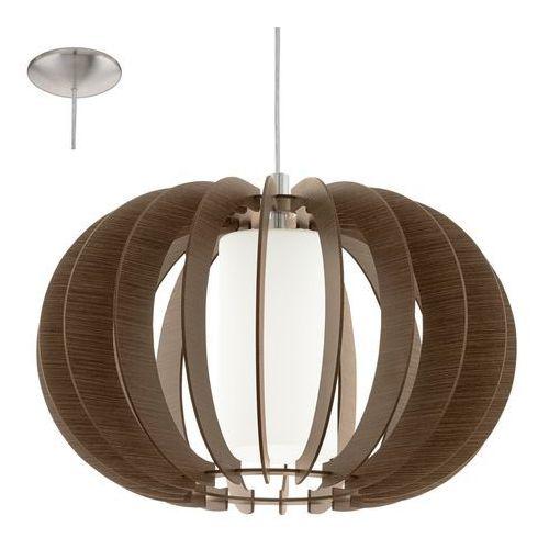 Eglo 95595 - Lampa stołowa STELLATO 3 1xE27/60W/230V (9002759955953)