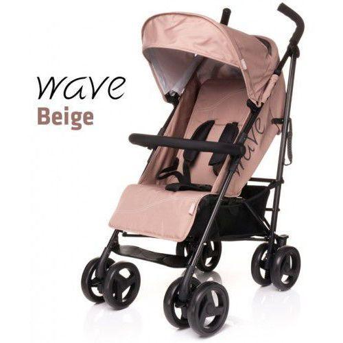 Wózek spacerowy 4baby Wave Beige, C95F-89870