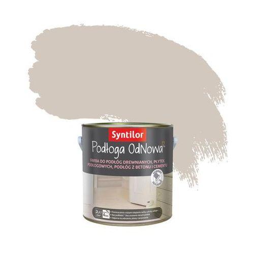 Syntilor Farba do podłóg wewnętrznych podłoga odnowa piaskowy