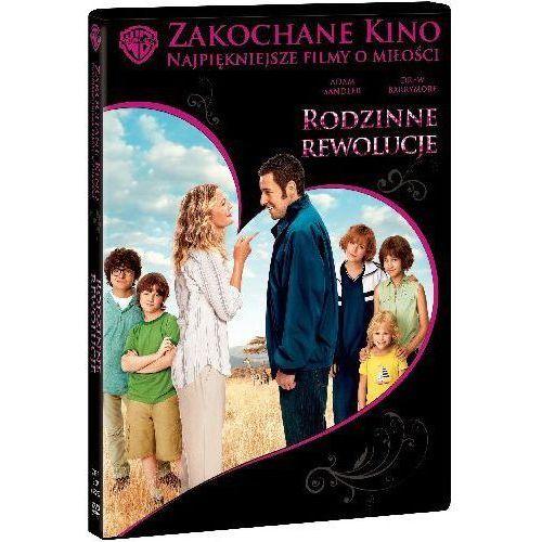 Rodzinne rewolucje (DVD) - Frank Coraci OD 24,99zł DARMOWA DOSTAWA KIOSK RUCHU (7321910332672)