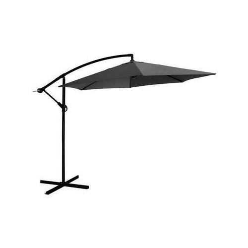 Parasol ogrodowy 300 cm JUMI antracytowy (5900410755253)