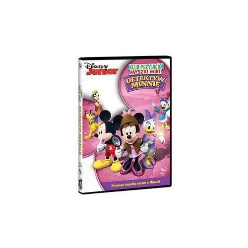 Klub Przyjaciół Myszki Miki. Detektyw Minnie [DVD]