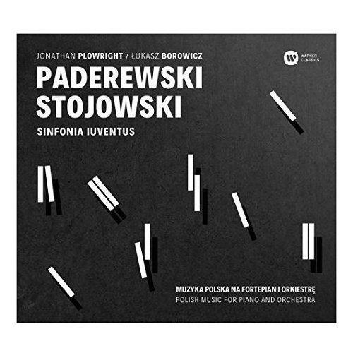Warner music Sinfonia iuventus, jonathan plowright - muzyka polska na fortepian i orkiestre