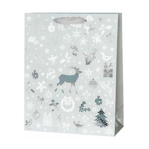 Torebka na prezenty Celebrate christmas 13 x 26.5 cm