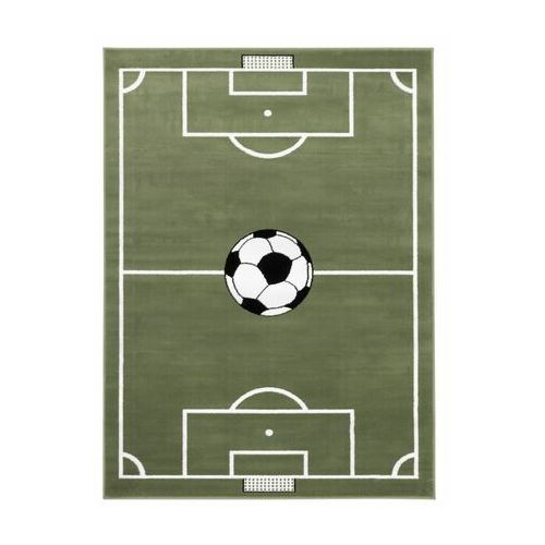 Dywan dziecięcy boisko jasnozielony 300 x 400 cm marki Agnella