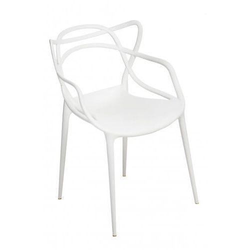Dkwadrat Krzesło lexi białe insp. master chair (5902385712934)
