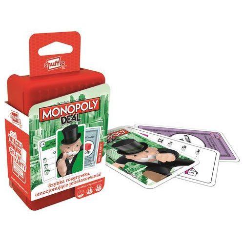 Gra karciana CARTAMUNDI Shuffle Monopoly - sprawdź w wybranym sklepie
