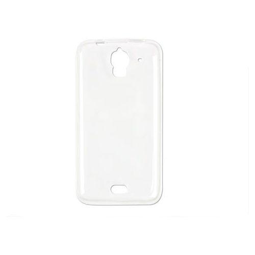 Huawei y3 - etui na telefon ultra slim - przezroczyste marki Etuo ultra slim