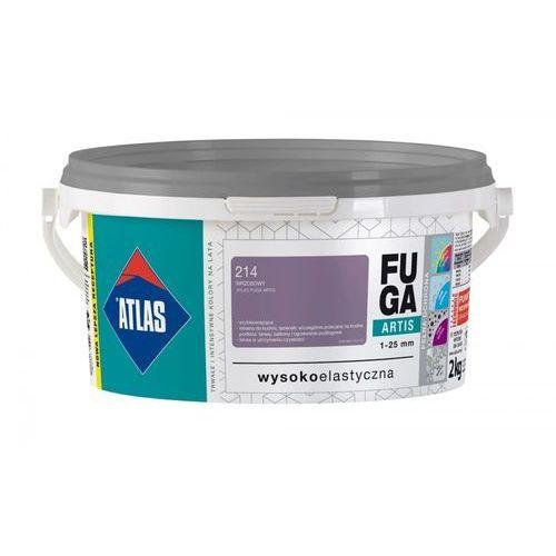Atlas Fuga dekoracyjna 2kg alabaster 300
