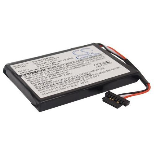 Becker S30 / Traffic Assist Z098 720mAh 2.66Wh Li-Ion 3.7V (Cameron Sino), GC-BGP019