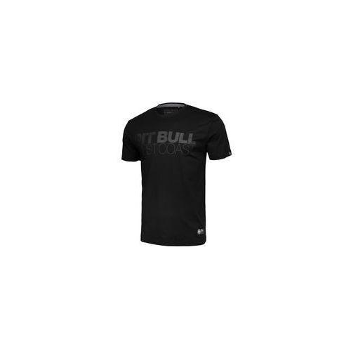 Koszulka pit bull seascape'19 - czarna (219120.9000) marki Pit bull west coast