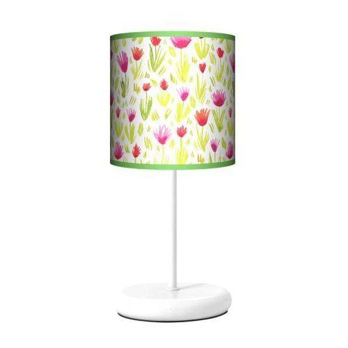 Lampa stojąca eko - kwiecista polana marki Fotolampy