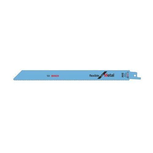 Brzeszczot do piły szablastej 225 mm FLEXIBLE FOR METAL S1122BF 5 szt. BOSCH (3165140093552)