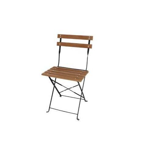 Krzesło składane | 420x440x(H)810mm | 2szt.