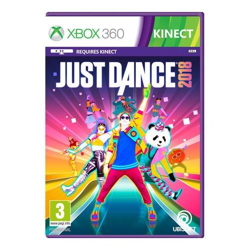Just Dance 2018 (Xbox 360)
