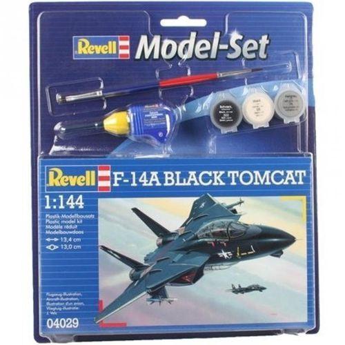 REVELL Model Set F-14 To mcat Black - Revell, JPRVLL0CJ024438 (5729564)