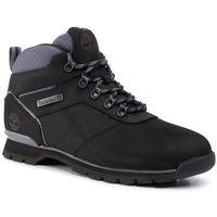 Trekkingi TIMBERLAND - Splitrock Mid Hiker TB0A1RGX001 Black Nubuck