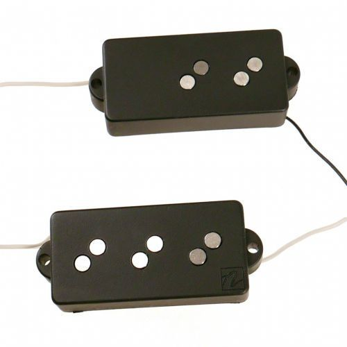 Nordstrand np5 p style split coil pickup, angled polepieces, 5 strings przetwornik do gitary
