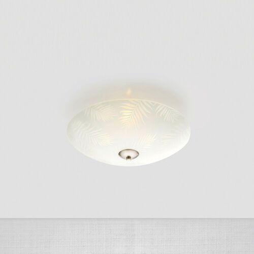 blad 107754 plafon lampa sufitowa 2x40w e14 biały/stalowy marki Markslojd