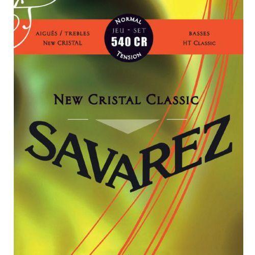 Savarez (656167) 540cr corum new cristal struny do gitary klasycznej