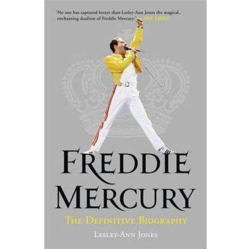 Freddie Mercury: The Definitive Biography, Lesley-Ann Jones