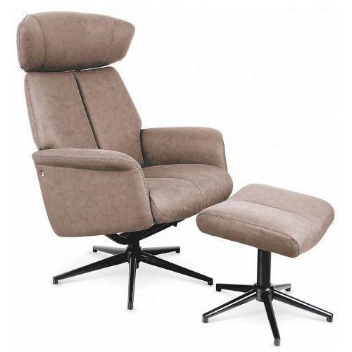 Rozkładany fotel Livar  beżowy
