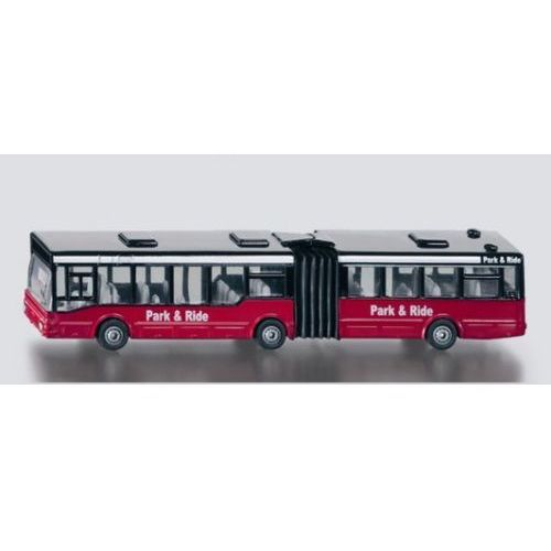 Siku  autobus przegubowy, kategoria: autobusy zabawki