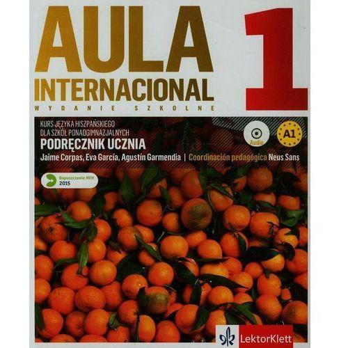 Aula Internacional 1 podręcznik + CD