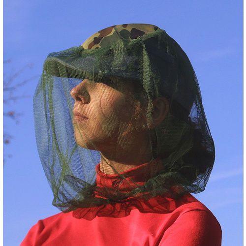 Relags Osłona przeciw owadom na czpkę Pielęgnacja ciała zielony/czarny Ochrona ciała (4021504142115)