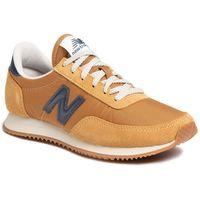 Sneakersy - ul720bd pomarańczowy, New balance, 41.5-46.5