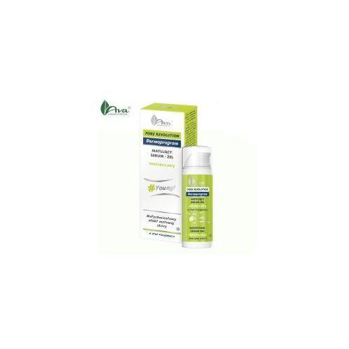Ava laboratorium Ava pore revolution matujące serum-żel zwężający pory 50ml (5906323004747)