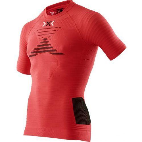 X-Bionic Effektor Running Bielizna górna Mężczyźni czerwony M Bielizna do biegania (8054216141417)