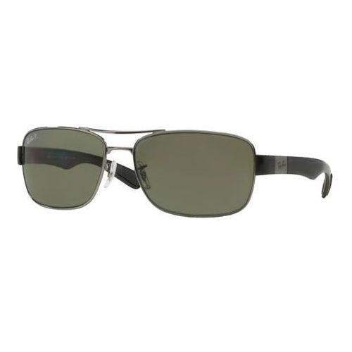 Okulary Słoneczne Ray-Ban RB3522 Active Lifestyle Polarized 004/9A, kolor żółty