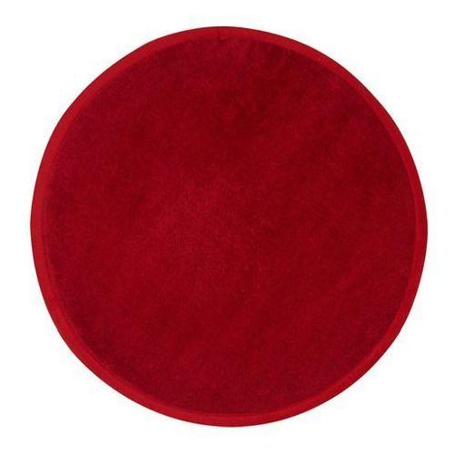 Colours Dywan okrągły seal 60 cm czerwony