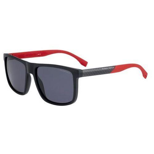 Boss by hugo boss Okulary słoneczne boss 0879/s polarized 0ja/3h