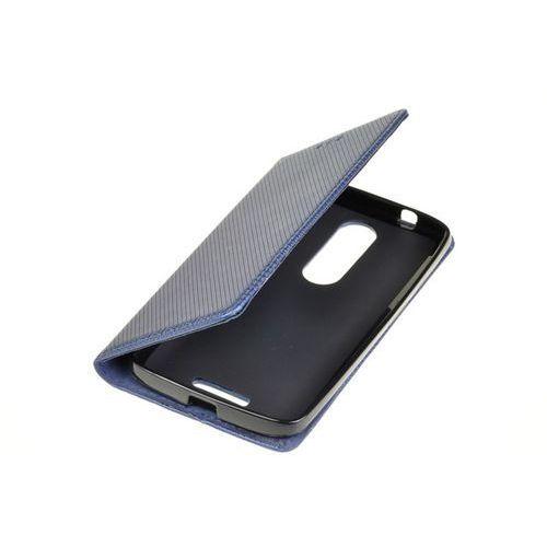 Zalew mobile Etui smart w1 do lenovo moto x force xt1580 niebieski - niebieski