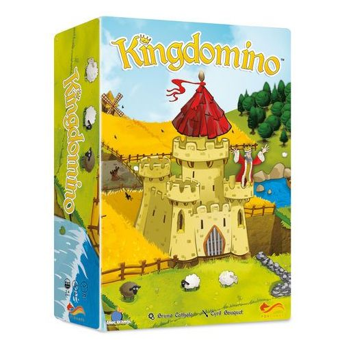 Gra Kingdomino - Bruno Cathala