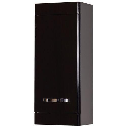 Słupek łazienkowy wiszący 30 cm Lissa Gante kolor czarny