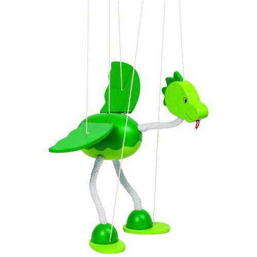 Goki Marionetka drewniana dinozaur Nepomuk 51942, 1_613867