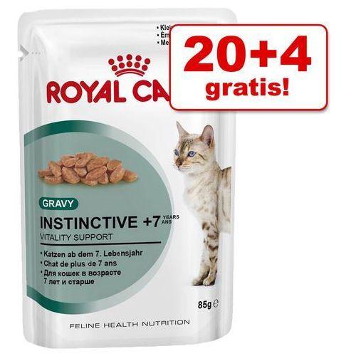 Royal canin instinctive w galaretce - 24 x 85 g