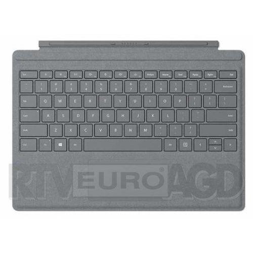 Microsoft Etui z klawiaturą signature type cover do surface pro platynowy ffp-00013