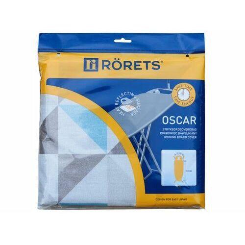 RORETS Pokrowiec na deskę metalizowany OSKAR 7548-11152